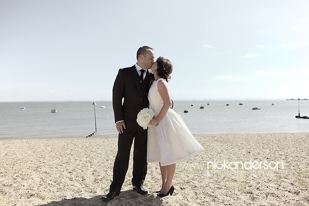 Southend wedding photographer Nick Anderson