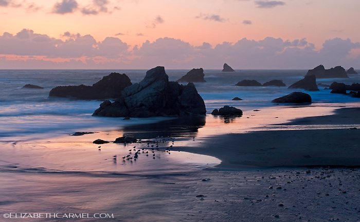 Twilight, Pacific Coast