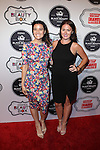 Jessica Cohen and Emily Risley Attend the 2016 ESSENCE Best in Black Beauty Awards Carnival