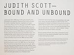 Judith Scott--Bound and Unbound Installation Views