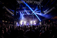 LAS VEGAS, NV - October 21, 2016: ***HOUSE COVERAGE*** The Faint at Brooklyn Bowl in Las vegas, NV on October 21, 2016. Credit: Erik Kabik Photography/ MediaPunch