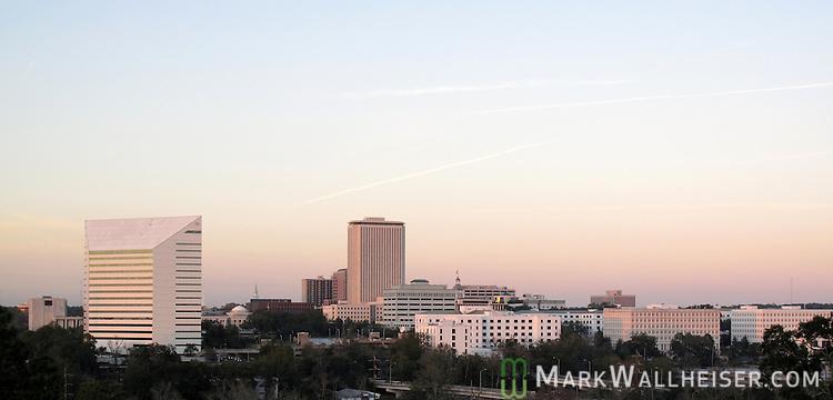 Building in Tallahassee, Florida January 05, 2009.    (Mark Wallheiser/TallahasseeStock.com)