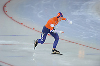 SPEED SKATING: HAMAR: Vikingskipet, 04-03-2017, ISU World Championship Allround, 500m Ladies, Ireen Wüst (NED), ©photo Martin de Jong
