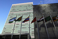 New York City, NY, 26 September 2014.General View Of the U.N. Headquarters the venue for the 69th United Nations General Assembly   Photo by Joana Toro VIEWpress.