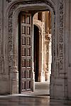 The 15th century Monastery and Church of San Juan de los Reyes in Toledo, Spain