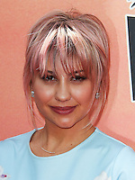 LOS ANGELES, CA, USA - MAY 01: Chelsea Kane at the iHeartRadio Music Awards 2014 held at The Shrine Auditorium on May 1, 2014 in Los Angeles, California, United States. (Photo by Celebrity Monitor)