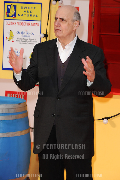 """Jeffery Tambour arriving for the """"Arrested Development"""", Season Four  premiere at the Vue, Leicester Square, London. 09/05/2013 Picture by: Steve Vas / Featureflash"""