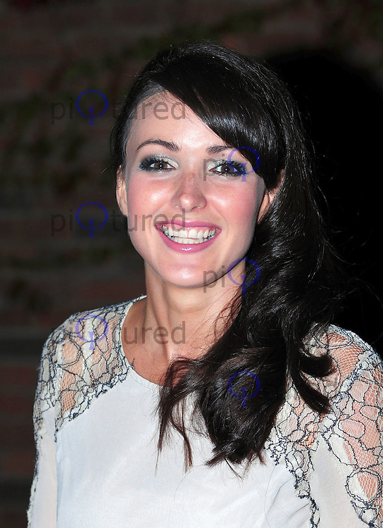 Home » Karen Hassan » Karen Hassan The Hollyoaks Charity Ball 2011