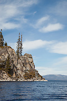 """Boulders at Lake Tahoe 38"" - These boulders were photographed along the West shore of Lake Tahoe."
