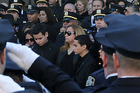 NYPD Slain Officer Raphael Ramos laid to rest in Queens, New York