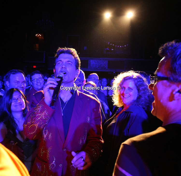Hometown hero Chris Isaak returns to San Francisco  for a four-night run at the Fillmore filled with moody rock, wacky antics and undoubtedly some accordion playing.