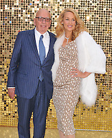 Rupert Murdoch &amp; Jerry Hall at the &quot;Absolutely Fabulous: The Movie&quot; world film premiere, Odeon Leicester Square, Leicester Square, London, England, UK, on Wednesday 29 June 2016.<br /> CAP/CAN<br /> &copy;CAN/Capital Pictures /MediaPunch ***NORTH AND SOUTH AMERICAS ONLY***