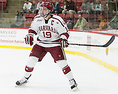 Jimmy Vesey (Harvard - 19) - The Harvard University Crimson defeated the visiting Rensselaer Polytechnic Institute Engineers 5-2 in game 1 of their ECAC quarterfinal series on Friday, March 11, 2016, at Bright-Landry Hockey Center in Boston, Massachusetts.