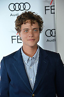 LOS ANGELES, CA. November 11, 2016: Actor Douglas Smith at premiere of &quot;Miss Sloane&quot;, part of the AFI Fest 2016, at the TCL Chinese Theatre, Hollywood.<br /> Picture: Paul Smith/Featureflash/SilverHub 0208 004 5359/ 07711 972644 Editors@silverhubmedia.com