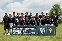 US Soccer DA, U13/14 Showcase, June 16, 2014
