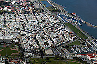 Marina District | San Francisco Aerial Photography