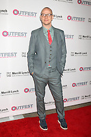 LOS ANGELES, CA - OCTOBER 23: Peter Paige at the 2016 Outfest Legacy Awards at Vibiana in Los Angeles, California on October 23, 2016. Credit: David Edwards/MediaPunch