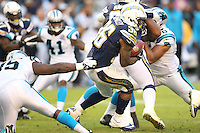 12/16/12 San Diego, CA: San Diego Chargers running back Curtis Brinkley #36 during an NFL game played between the Carolina Panthers and the San Diego Chargers held at Qualcomm Filed. The Panthers defeated the Chargers 31-7