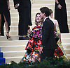Caroline Kennedy and       attends the Costume Institute Gala at the Metropolitan Museum of Art honoring Rei Kawakubo/ Comme des Garcons: Art of the In-Between on May 1, 2017 in New York, New York, USA. <br /> <br /> photo by Robin Platzer/Twin Images<br />  <br /> phone number 212-935-0770