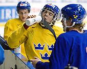 080102 - Sweden practice