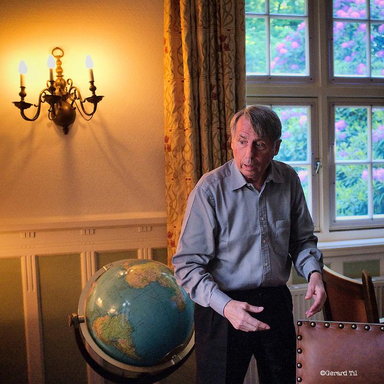 Nederland, Berg en Dal, 26-12-2012  Oliehandelaar John Deuss . FOTO: Gerard Til / Fd