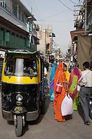 The Blue City, Jodhpur Rajasthan India. J o d h p u r   J o d h p u r  i s   t h e   s e c o n d   l a r g e s t   c i t y   i n   t h e   I n d i a n   s t a t e   o f   R a j a s t h a n .   I t   w a s   f o r m e r l y   t h e   s e a t   o f   a   p r i n c e l y   s t a t e   o f   t h e   s a m e   n a m e ,   i t   i s   t h e   c a p i t a l   o f   t h e   k i n g d o m   k n o w n   a s   M a r w a r .   J o d h p u r   i s   a   p o p u l a r   t o u r i s t   d e s t i n a t i o n ,   f e a t u r i n g   m a n y   p a l a c e s ,   f o r t s   a n d   t e m p l e s ,   s e t   i n   t h e   s t a r k   l a n d s c a p e   o f   t h e   T h a r   d e s e r t . . T h e   c i t y   i s   k n o w n   a s   t h e   S u n   C i t y   f o r   t h e   b r i g h t ,   s u n n y   w e a t h e r   i t   e n j o y s   a l l   y e a r .   I t   i s   a l s o   r e f e r r e d   a s   t h e   B l u e   C i t y   d u e   t o   t h e   i n d i g o   t i n g e   o f   t h e   w h i t e w a s h e d   h o u s e s   a r o u n d   t h e   M e h r a n g a r h   F o r t .