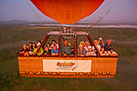 20110318 March 18 Cairns Hot Air Ballooning