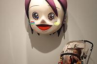 art at art miami fair during art basel 2012