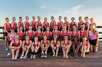 Stanford Crew W Team Photo, May 3, 2017