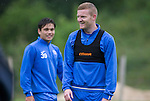 St Johnstone Training&hellip;22.07.16<br />Brian Easton pictured during training this morning at McDiarmid Park ahead of tomorrows Betfred Cup game against Falkirk.<br />Picture by Graeme Hart.<br />Copyright Perthshire Picture Agency<br />Tel: 01738 623350  Mobile: 07990 594431