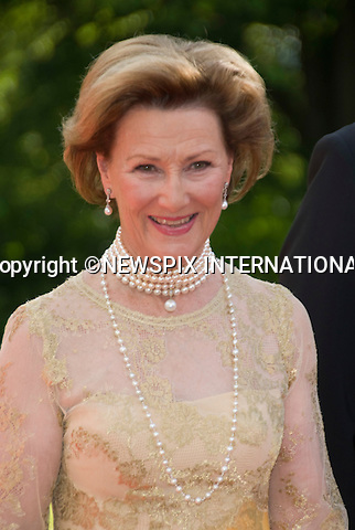 "QUEEN SONJA OF NORWAY.PRINCESS VICTORIA_PRE-WEDDING DINNER.hosted by the Swedish Government, Eric Ericsonhallen, Stockholm_18/062010.Mandatory Credit Photo: ©DIAS-NEWSPIX INTERNATIONAL..**ALL FEES PAYABLE TO: ""NEWSPIX INTERNATIONAL""**..IMMEDIATE CONFIRMATION OF USAGE REQUIRED:.Newspix International, 31 Chinnery Hill, Bishop's Stortford, ENGLAND CM23 3PS.Tel:+441279 324672  ; Fax: +441279656877.Mobile:  07775681153.e-mail: info@newspixinternational.co.uk"