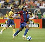 2006.08.09 Friendly: Barcelona vs Club America