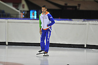 Shorttrack Training Thialf sept. 2013