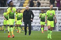 Reading's Manager Jaap Stam  looks dejected as the game ends<br /> <br /> Photographer Mick Walker/CameraSport<br /> <br /> The EFL Sky Bet Championship - Preston North End v Reading - Saturday 11th March 2017 - Deepdale - Preston<br /> <br /> World Copyright &copy; 2017 CameraSport. All rights reserved. 43 Linden Ave. Countesthorpe. Leicester. England. LE8 5PG - Tel: +44 (0) 116 277 4147 - admin@camerasport.com - www.camerasport.com