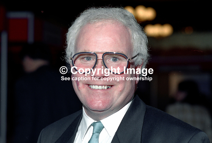 Ronnie Campbell, MP, Labour Party, UK, annual party conference, 199409051..Copyright Image from Victor Patterson, 54 Dorchester Park, Belfast, UK, BT9 6RJ..Tel: +44 28 9066 1296.Mob: +44 7802 353836.Voicemail +44 20 8816 7153.Skype: victorpattersonbelfast.Email: victorpatterson@mac.com.Email: victorpatterson@ireland.com (back-up)..IMPORTANT: If you wish to use this image or any other of my images please go to www.victorpatterson.com and click on the Terms & Conditions. Then contact me by email or phone with the reference number(s) of the image(s) concerned.