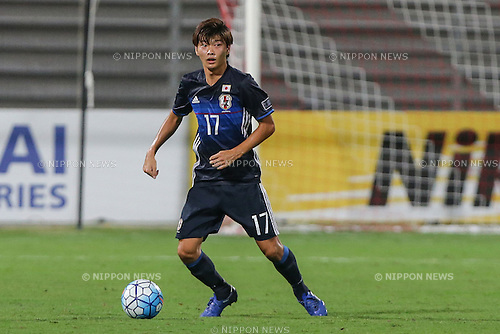 Mizuki Ichimaru (JPN), OCTOBER 30, 2016 - Football / Soccer : AFC U-19 Championship Bahrain 2016 Final match between Japan 0(5-3)0 Saudi Arabia at Bahrain National Stadium in Riffa, Bahrain. (Photo by AFLO)