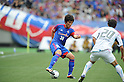 Jang Hyun-Soo (FC Tokyo), and Yeo Sung-Hae (Sagan),.MAY 20, 2012 - Football / Soccer :.2012 J.League Division 1 match between F.C.Tokyo 3-2 Sagan Tosu at Ajinomoto Stadium in Tokyo, Japan. (Photo by Hitoshi Mochizuki/AFLO)