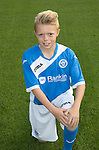St Johnstone Academy Under 14&rsquo;s&hellip;2016-17<br />Charlie Myles<br />Picture by Graeme Hart.<br />Copyright Perthshire Picture Agency<br />Tel: 01738 623350  Mobile: 07990 594431