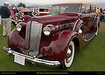 1937 Packard 1502 Dietrich Convertible Sedan, Pebble Beach Concours d'Elegance