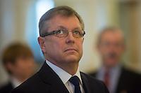 Gyorgy Matolcsy National Bank Governor's oath