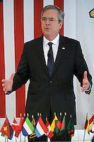 FEB 08 Donald Trump New Hampshire Primary Campaign Rally
