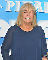 Linda Robson at the &quot;Finding Dory&quot; UK film premiere, Odeon Leicester Square cinema, Leicester Square, London, England, UK, on Sunday 10 July 2016.<br /> CAP/CAN<br /> &copy;CAN/Capital Pictures ***USA and South America Only**