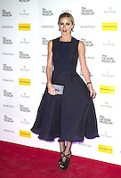 LONDON, ENGLAND - NOVEMBER 22: Laura Bailey attends The Design Museum VIP launch on November 22, 2016 in London, United Kingdom<br /> CAP/PP/GM<br /> &copy;GM/PP/Capital Pictures /MediaPunch ***NORTH AND SOUTH AMERICAS ONLY***
