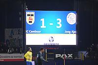 SC Cambuur - Jong AJAX 021216