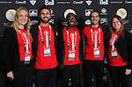 Ottawa, ON – Nov 27 2015 – Group photos at the Canadian Paralympic Hall of Fame in Ottawa, Ontario Nov 27, 2015. Photo Andre Forget / Canadian Paralympic Committee