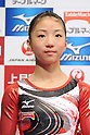 Asuka Teramoto (JPN),JULY 2nd, 2011 - Artistic Gymnastics :Japan Cup 2011 Women's Team All-Around at Tokyo Metropolitan Gymnasium in Tokyo, Japan. (Photo by AZUL/AFLO)
