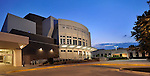 Von Braun Civic Center  - Mark C. Smith Concert Hall.  Bob Gathany Photographer