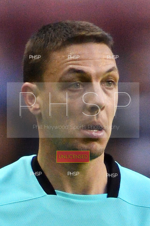 03/12/2016 Sky Bet Championship Wigan Athletic v <br /> Derby County<br /> <br /> Chris Baird, Derby County FC