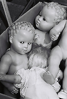 Discarded Dolls From Germany
