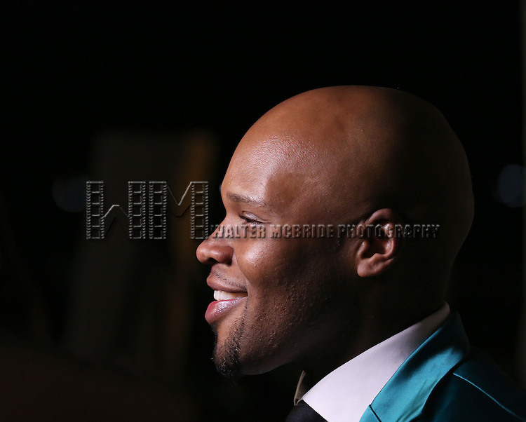 Michael James Scott attends the Broadway Opening Night After Party for 'Something Rotten' at Tavern on the Green on April 22, 2015 in New York City.